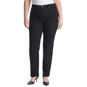 Gloria Vanderbilt Amanda Classic Tapered Jeans